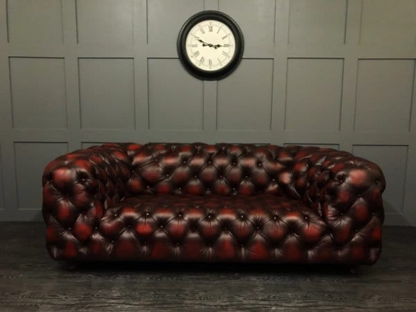 The Windsor Chesterfield Sofa