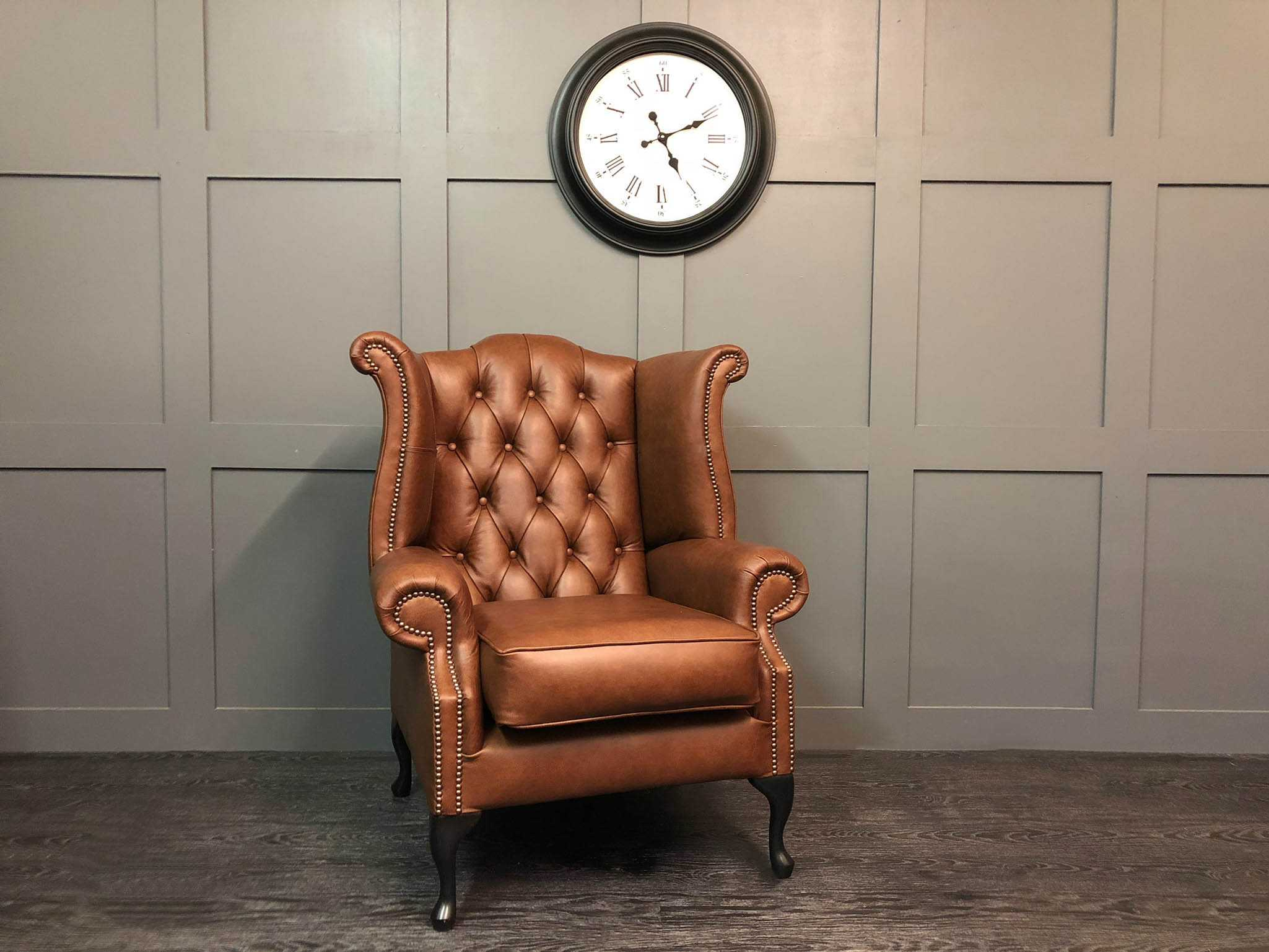 Dune Hazel Wing Chair