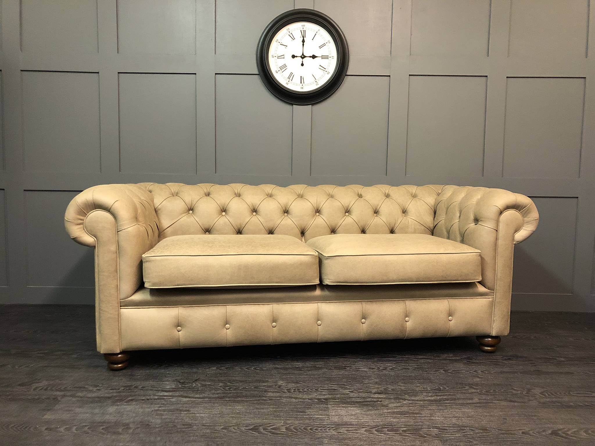 Selvaggio Hare Essex 3 Seat Sofa