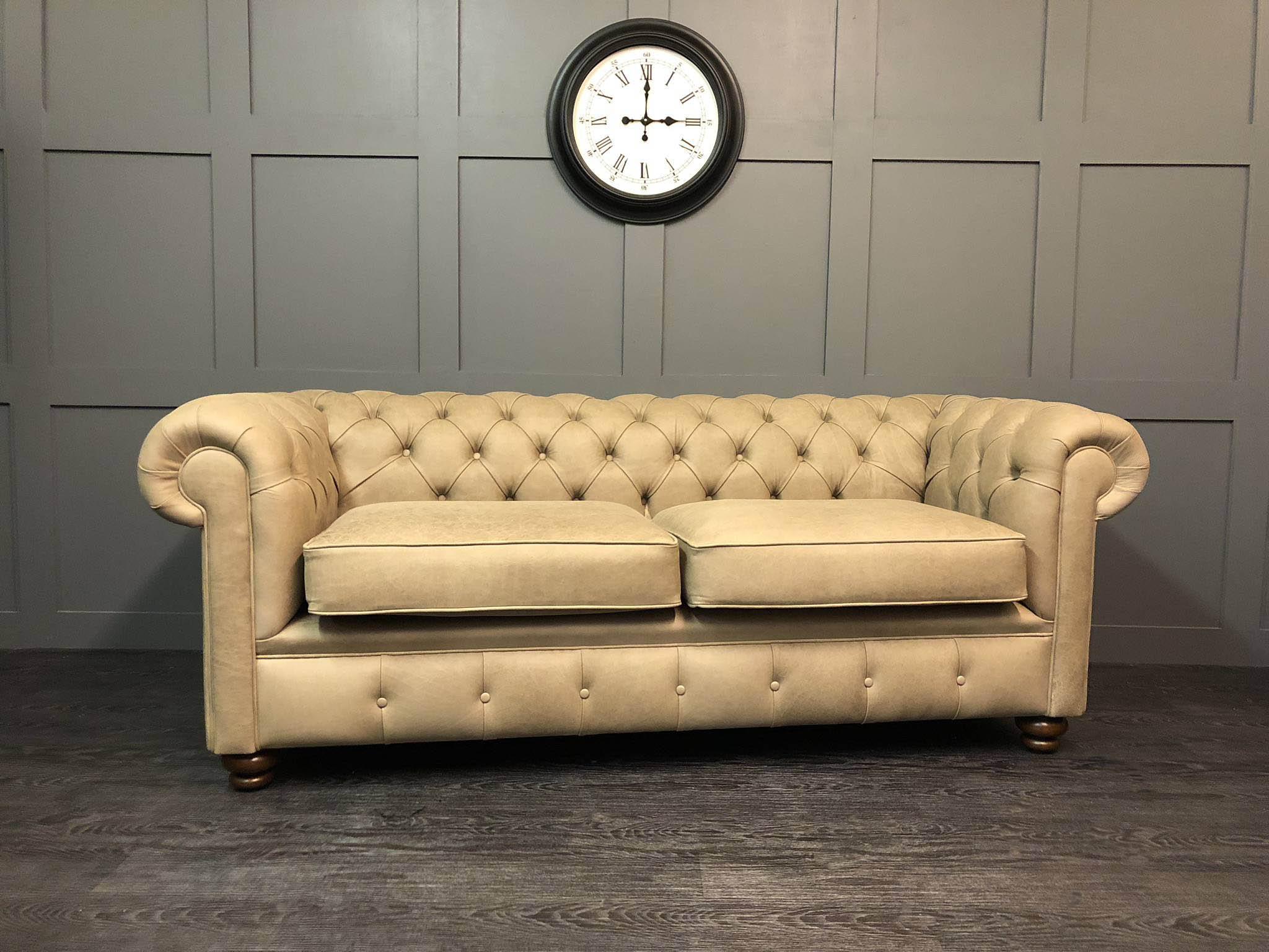 Selvaggio Hare Essex 3 Seat Sofa