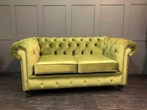 The Essex Cambio Olive Chesterfield Sofa
