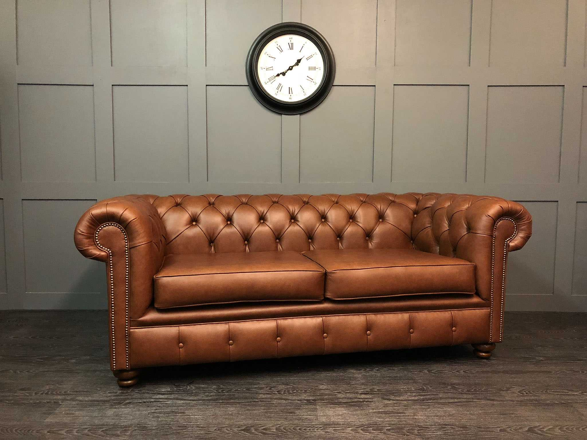 The Essex Chesterfield - Dune Sand