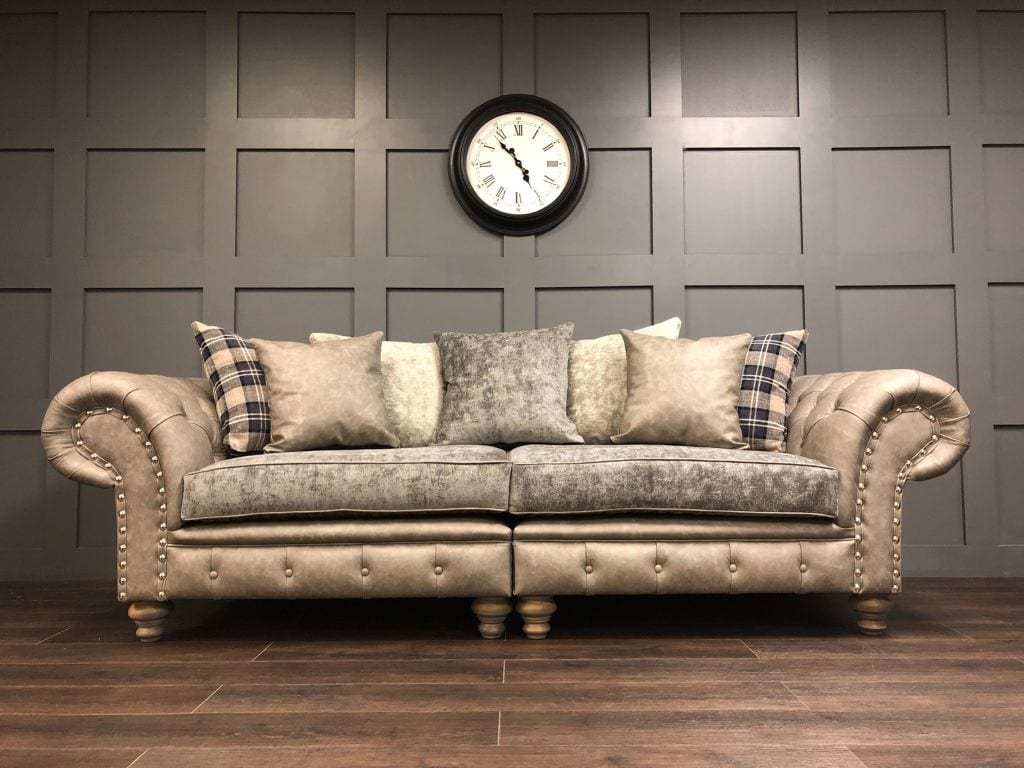 Outstanding The Persia 4 Seat Sofa Grey Download Free Architecture Designs Xaembritishbridgeorg